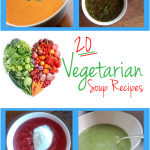 20 Best Vegetarian Soup Recipes