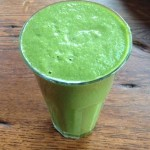 Dessert Green Smoothie