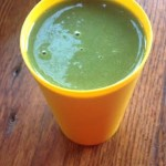 Green Smoothie That Tastes Like Peanut Butter Shake