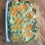 Quinoa and Pesto Casserole with Kale