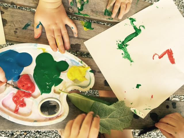Painting with nature healthy mama info for Painting with nature items