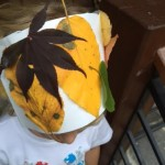 Fall Leaf Crown