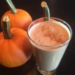 Healthy Pumpkin Cheesecake Smoothie