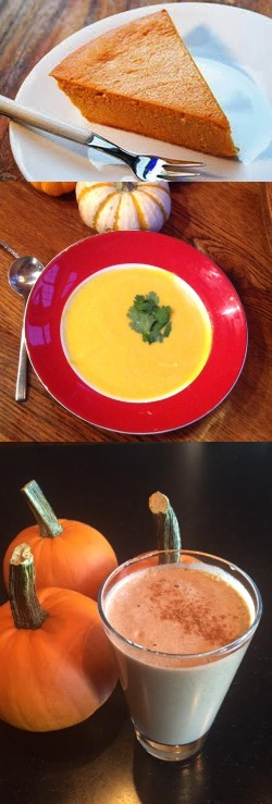 10 Amazing Pumpkin Dishes