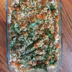 Butternut Squash and Brown Rice Stuffing