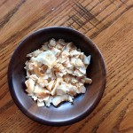 Toasted Coconut Cereal