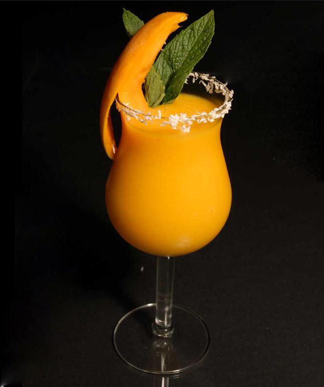 Margarita virgin mango