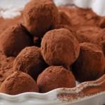 Healthy Valentine's Truffles