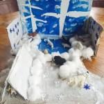 Tundra Diorama in a Box