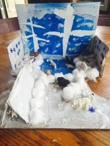 Tundra Diorama In A Box Healthy Mama Info
