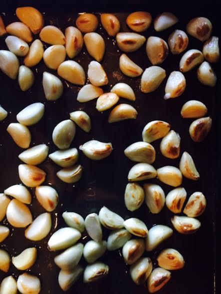Super-Quick Roasted Garlic