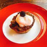 Oatmeal Breakfast Cupcake