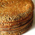 Sourdough Rye Pancakes