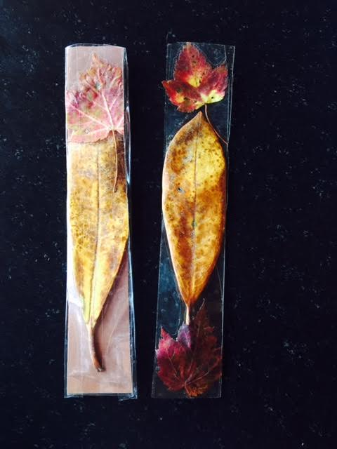 autumn-leaf-bookmarks