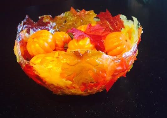 fake-fall-leaves-bowl