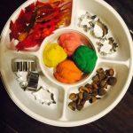 fall-playdough-sensory-tub