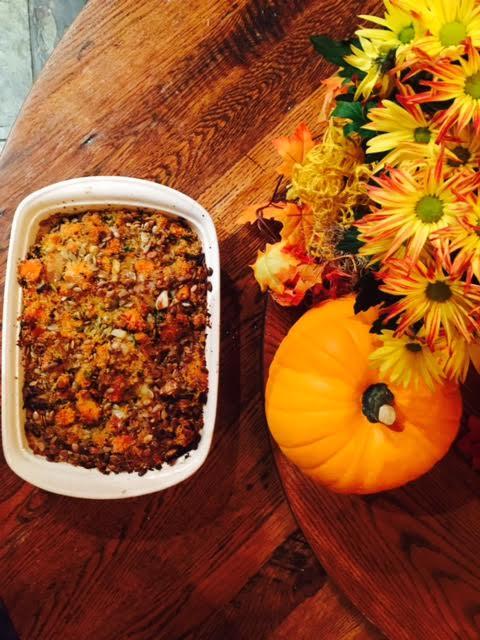 festive-quinoa-pumpkin-bake