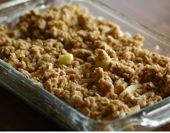 gluten-free-sugar-free-apple-crisp