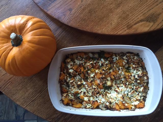 pumpkin-feta-bake