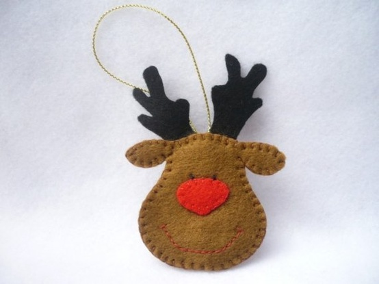 41 handmade ornament patterns for kids and adults