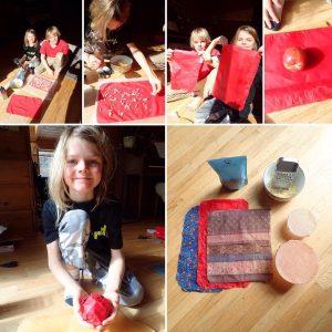 DIY Beeswax Food Wraps | Healthy Mama Info